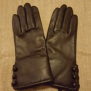 Wilson's Ladies Lined Leather Gloves
